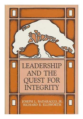 9780071032070: Leadership and the Quest for Integrity