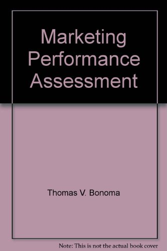 9780071032117: Marketing Performance Assessment