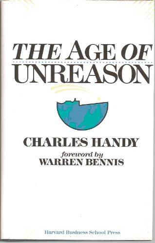 9780071032865: Age of Unreason