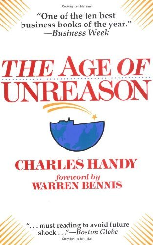 The Age of Unreason: Handy, C B
