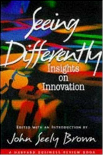 9780071038676: Seeing Differently: Insights on Innovations (Harvard Business Review Book Series)