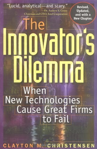 9780071038690: The Innovator's Dilemma: When New Technologies Cause Great Firms to Fail
