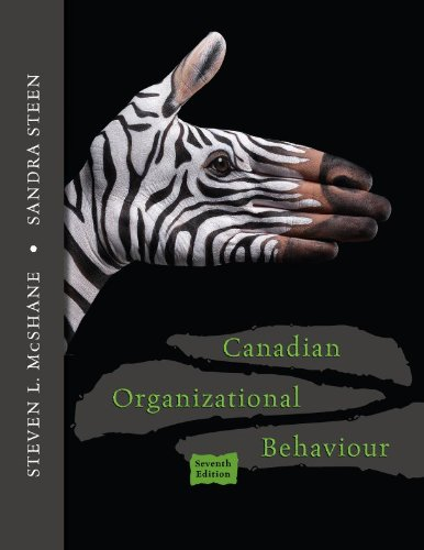 9780071050753: Canadian Organizational Behaviour, 7th Ed. with Connect Access Card