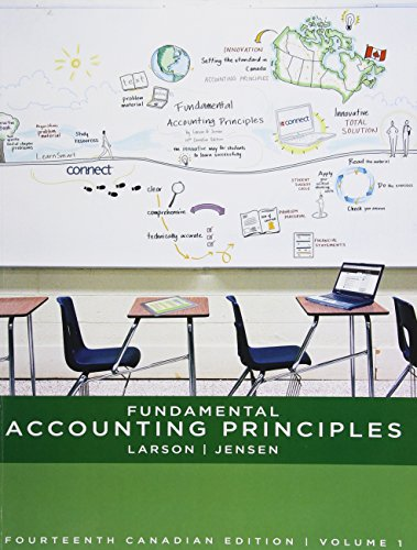 9780071051507: Fundamental Accounting Principles, Volume 1