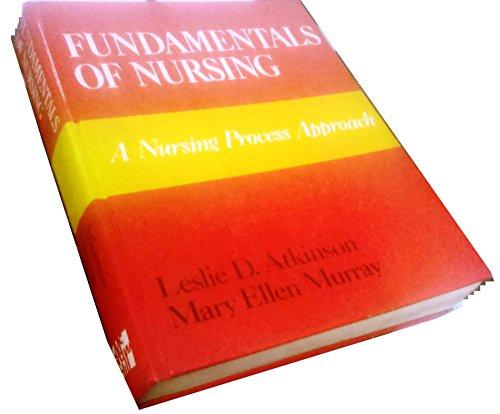 9780071052412: Fundamentals of Nursing: A Nursing Process Approach