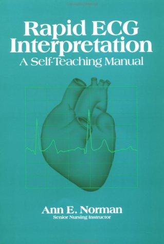 9780071053020: Rapid ECG Interpretation