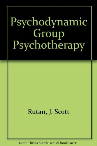 9780071053525: Psychodynamic Group Psychotherapy