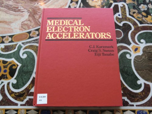 9780071054102: Medical Electron Accelerators