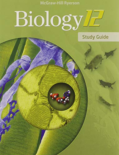 9780071060394: Biology 12 Study Guide