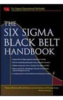Six Sigma Black Belt Handbook: Thomas Mccarty,? Lorraine