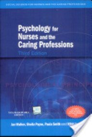 9780071067911: Psychology for Nurses and the Caring Professions