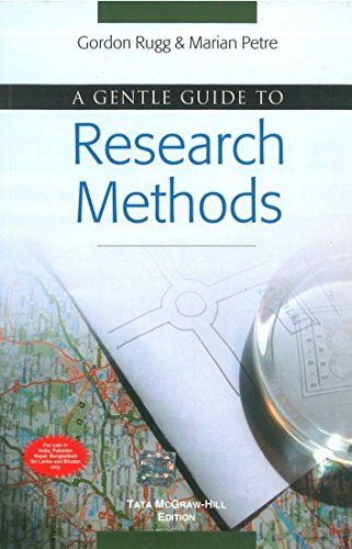 9780071067942: A Gentle Guided To Research Methods