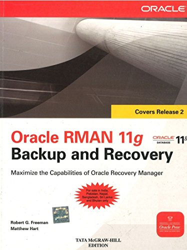 9780071068031: Oracle RMAN 11g Backup and Recovery