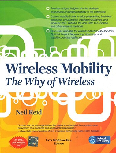 9780071068055: Wireless Mobility: The Why of Wireless