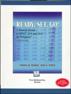 9780071068147: Ready,Set,Go!: A Student Guide To SPSS® 13.0 And 14.0 For Windows®