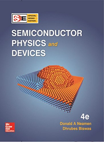 9780071070102: Semiconductor Physics and Devices (SIE)