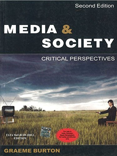 9780071070256: Media and Society: Critical Perspectives