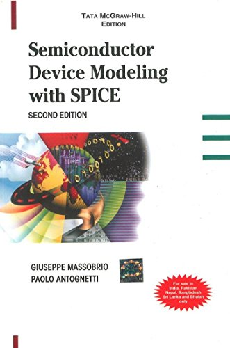 Semiconductor Device Modeling With Spice: Massabrio, Giuseppe