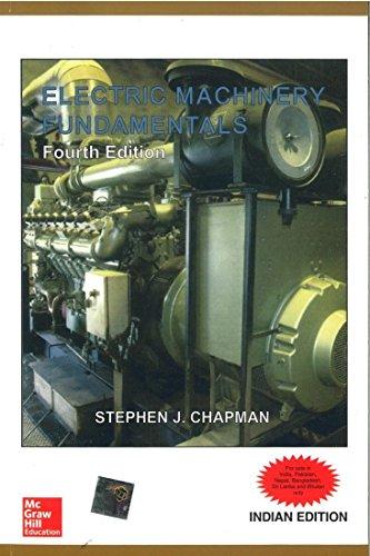 9780071070522: Electric Machinery Fundamentals, 4th ed.