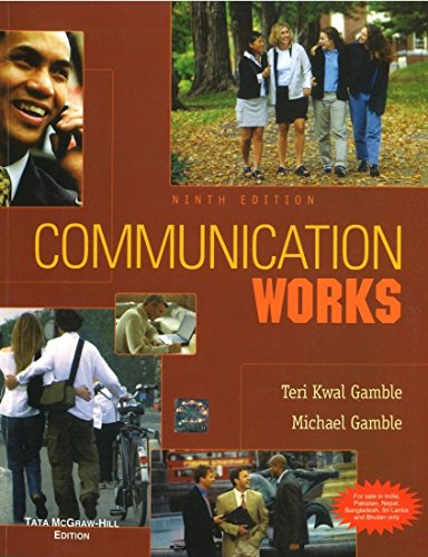 9780071070676: Communication Works (With Cd 4.0)