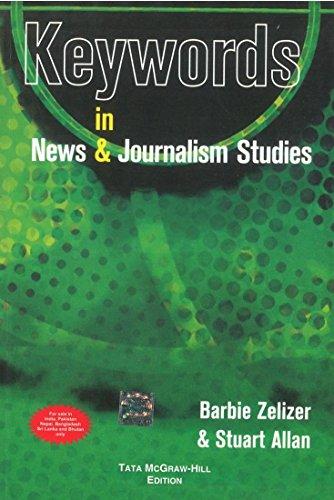 Keywords in News & Journalism Studies: Barbie Zelizer