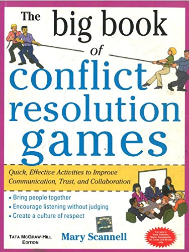 9780071070997: The Big Book of Conflict Resolution Games
