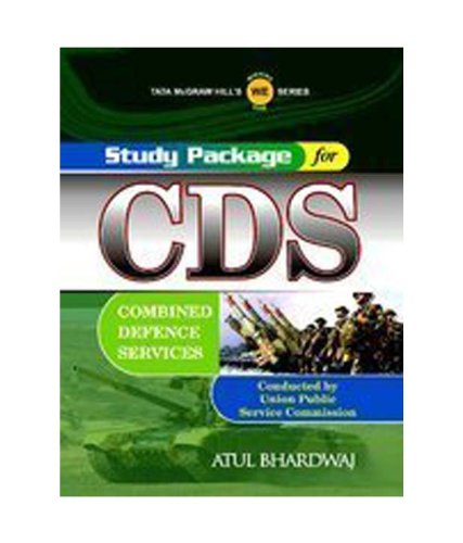 9780071072151: STUDY PACKAGE for CDS EXAM