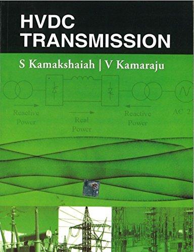 HVDC Transmission: S. Kamakshaiah,V. Kamaraju
