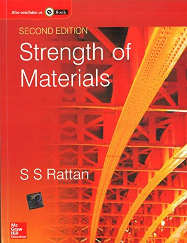 Strength of Materials (Second Edition): S.S. Rattan