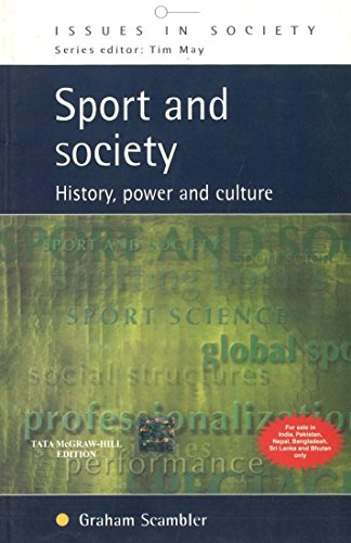 9780071074018: Sport and Society: History, Power and Culture
