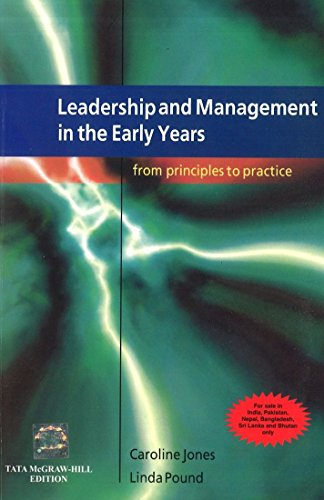 9780071074056: Leadership and Management in the Early Years From Principle to Practise