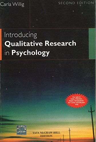 9780071074254: Introducing Qualitative Research in Psychology