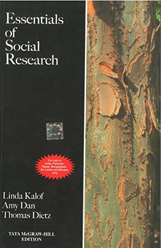 Essentials of Social Research: Amy Dan,Linda Kalof,Thomas