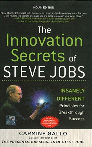 9780071074339: The Innovation Secrets of Steve Jobs