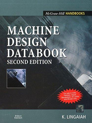 9780071074391: Machine Design Databook