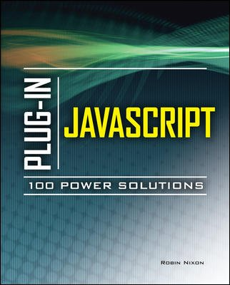 9780071074438: Plug-In JavaScript 100 Power Solutions