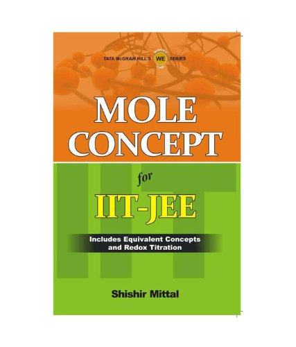 9780071074490: Mole Concept For IIT-JEE