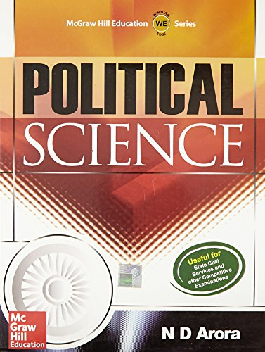 9780071074780: POLITICAL SCIENCE