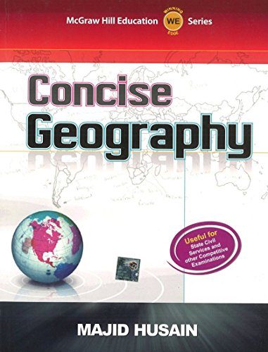 9780071074797: CONCISE GEOGRAPHY