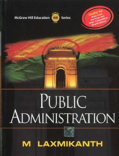 Public Administration: M. Laxmikanth