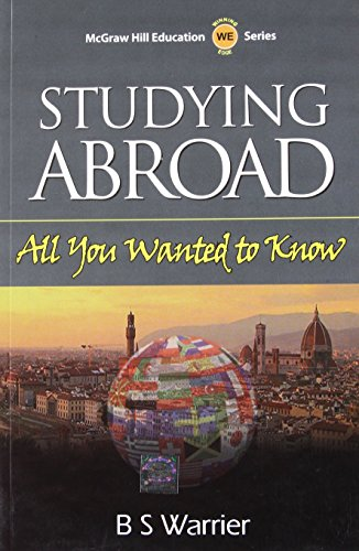 9780071074841: STUDY ABROAD