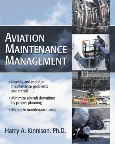 9780071076838: 3Day SHIP - KINNISON 1e Aviation Maintenance Management N38