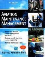 9780071076838: Aviation Maintenance Management