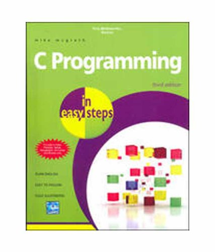 9780071077088: C Programming in Easy Steps