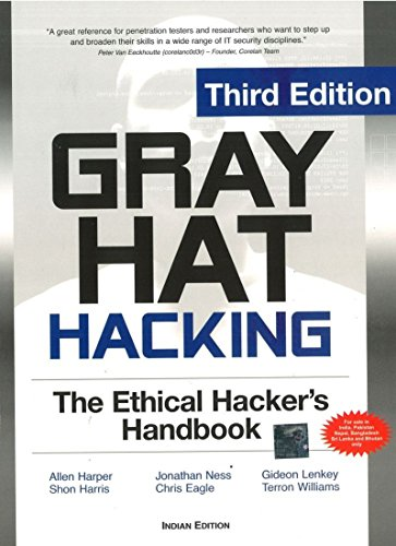 9780071077316: Gray Hat Hacking The Ethical Hackers Handbook, 3rd Edition