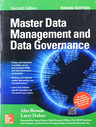 9780071077323: Master Data Management and Data Governance, Second Edition