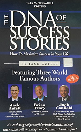 9780071077378: The DNA of Success Stories