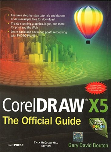 9780071077439: CorelDRAW X5 The Official Guide