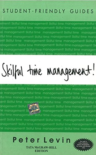 9780071077521: Skillful Time Management