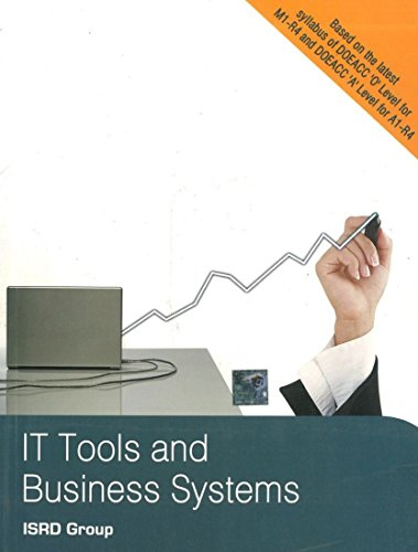 9780071077712: IT Tools And Business Systems